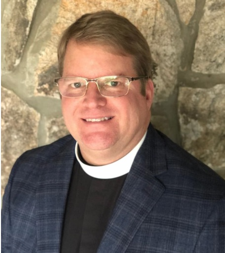 Rev. P. Richard Game, Rector